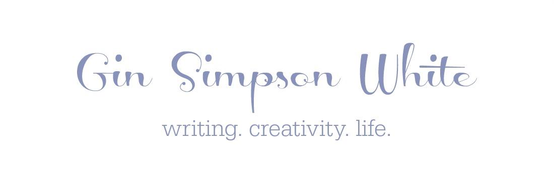 Gin White ~ Writer. Painter. Author. Creatrix.