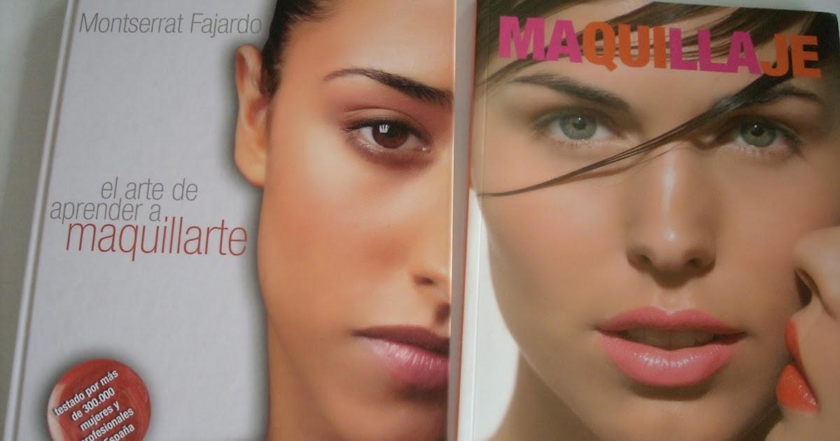 Elrincondeireneg  Mis Libros De Maquillaje