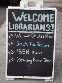 Welcome Librarians New Orleans