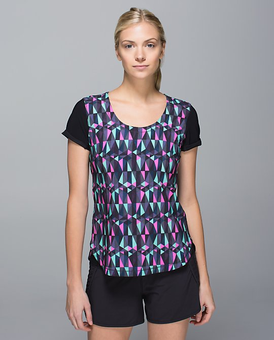 lightened up short sleeve lululemon