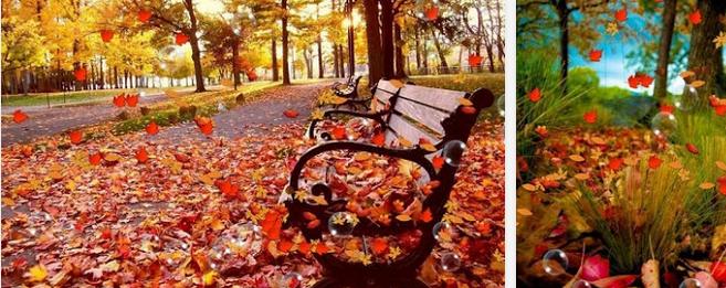 walpaper musim gugur