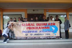 Alumni UTM - Melbourne, Australia, 2011
