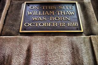 william thaw