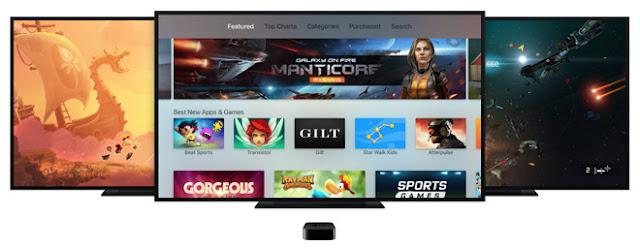 Jogos dominam downloads pagos no primeiro fim de semana da Apple TV