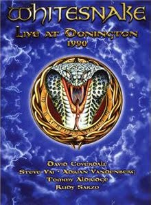 Live At Donington 1990 (Todos os videos)