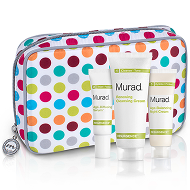 Murad Resurgence Travel Set