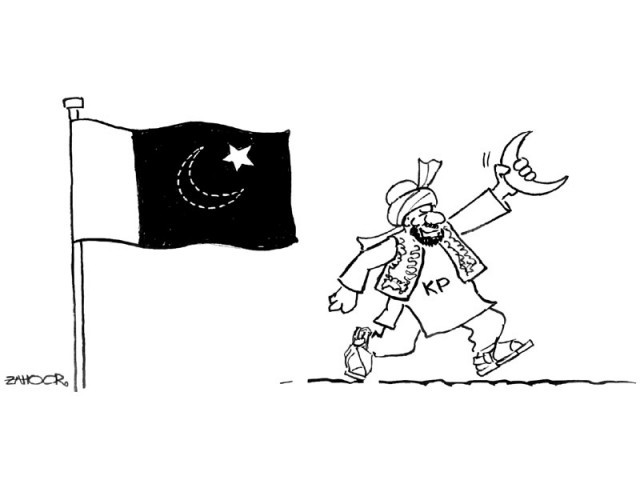 The Express Tribune Cartoon 2-8-2011