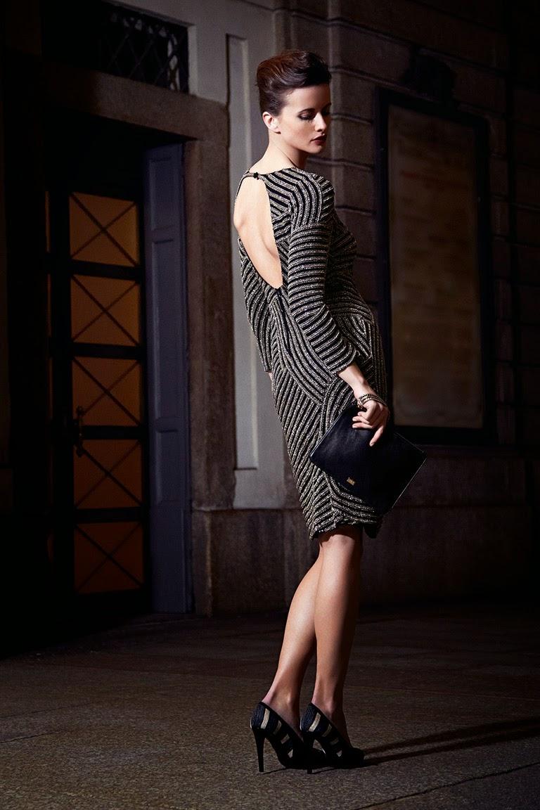 armani, elbise, elbise modelleri, 2014 elbise modelleri, desenli elbise, deri elbise, gece elbisesi