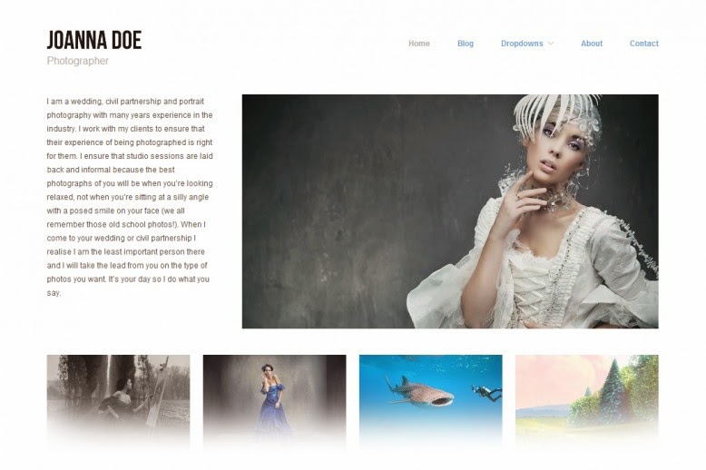 Hatch Free Wordpress Responsive Portfolio Theme 2015