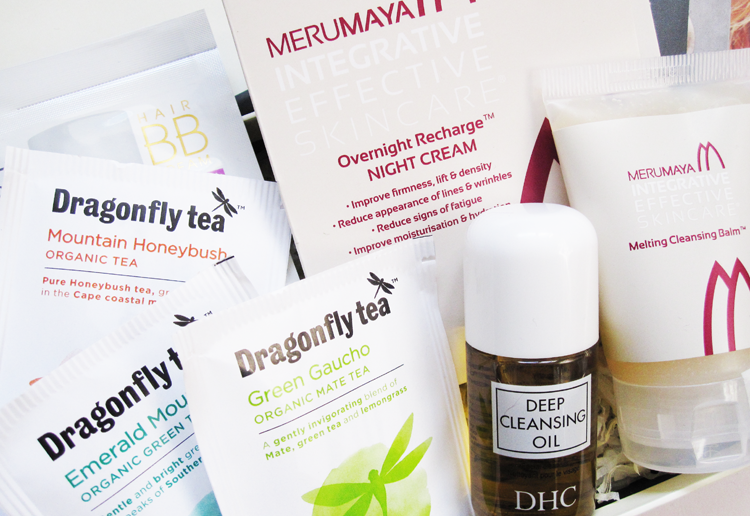 You Beauty Discovery Box - January 2015 review