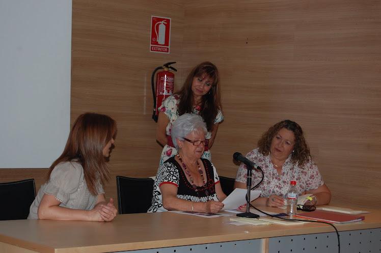 Presentación del libro Todas las lunas en Baza (Granada)