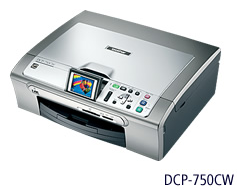 Brother DCP-750CW Printer
