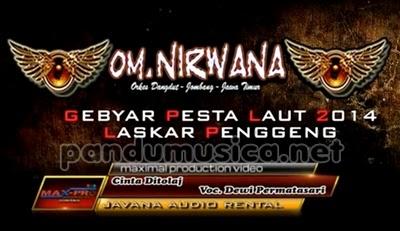 Cinta Ditolak – Dewi Permatasari – OM Nirwana Live Rembang 2014