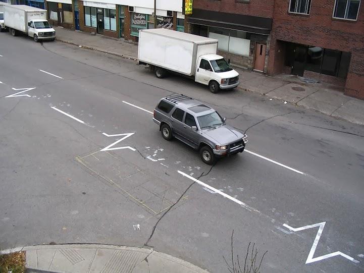 Street Art - Pintando sobre el Asfalto 31