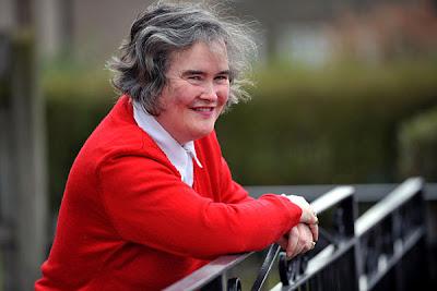 fotos de Susan Boyle