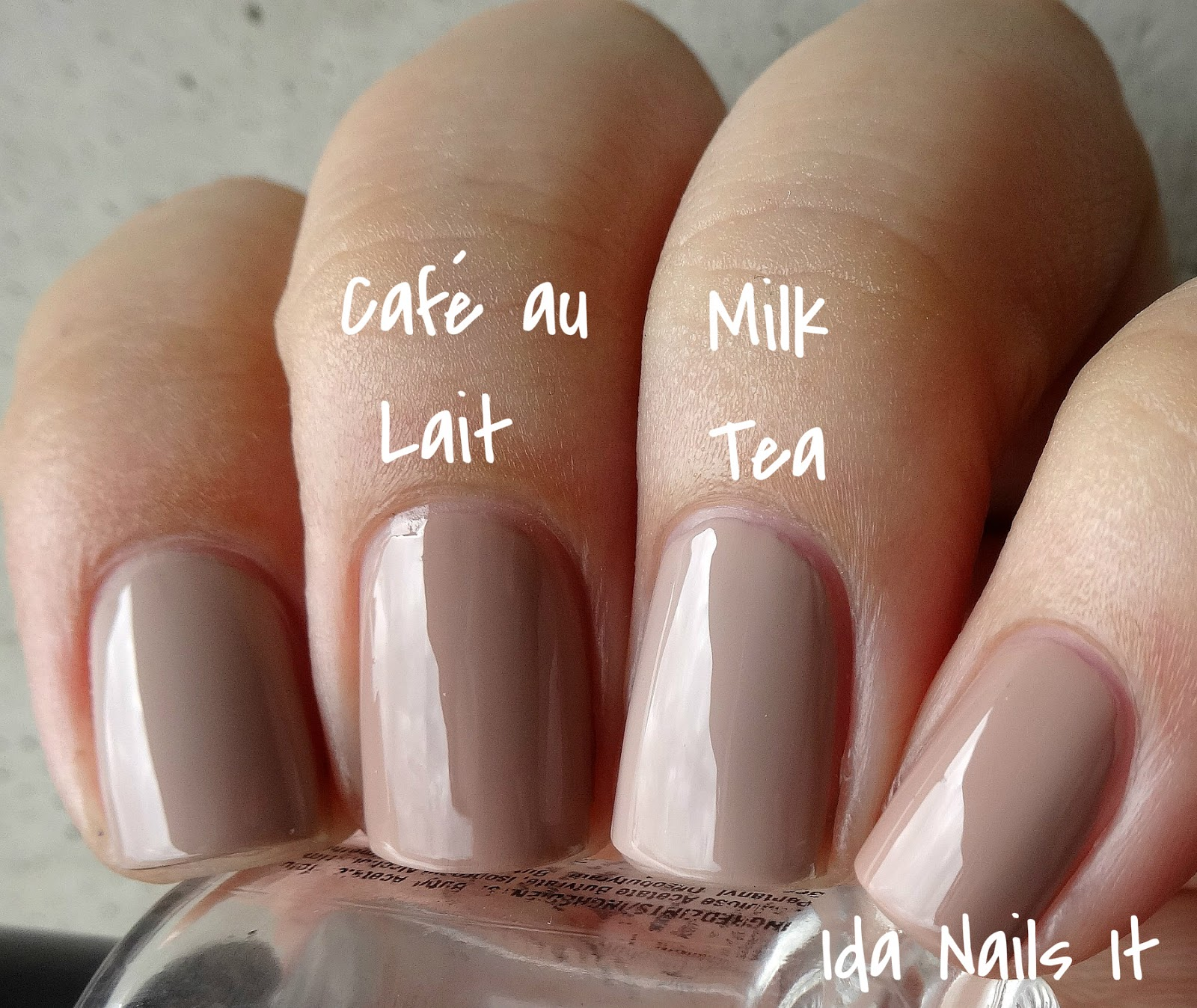 Essie Tea Nail Polish | Best Nail Designs 2018