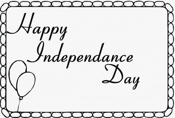 independence day coloring pages - independence day usa for coloring part 1