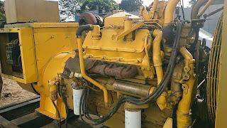 Caterpillar marine engine manuals, CAT 3408 engine spares