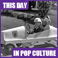 The first soap box derby was held on August 19, 1934.
