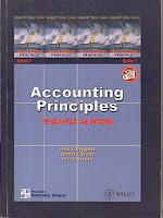 toko buku rahma: buku ACCOUNTING PRINCIPLES (Pengantar Akuntansi) Buku 1, pengarang jerry j weygandt, penerbit salemba empat