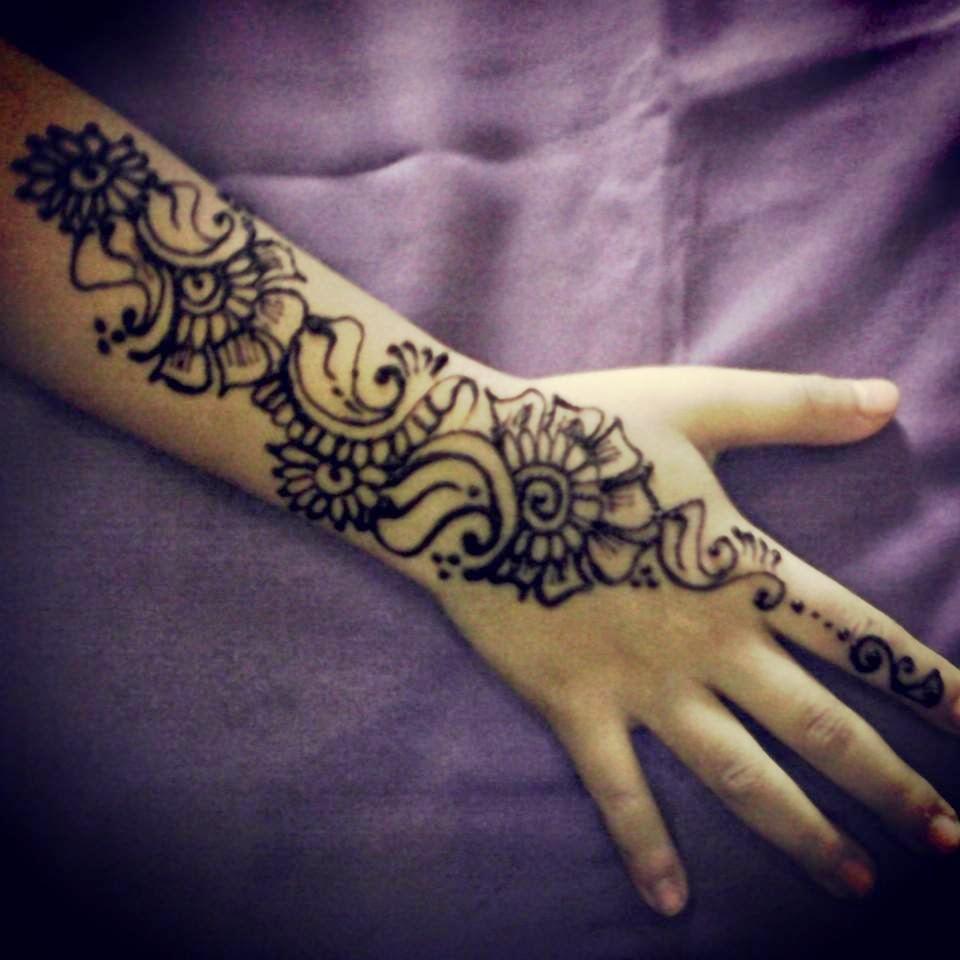 Henna Bandung