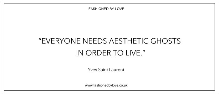 via fashioned by love | best fashion & style quotes | Yves Saint Laurent