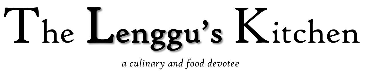 The Lenggu's Kitchen