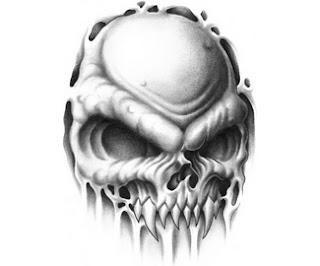 skull tattoos,horror tattoos,evil tattoos,scary tattoos,freaky tattoos,sick tattoos,insane tattoos   κρανίο τατουάζ, τατουάζ φρίκη, το κακό τατουάζ, τατουάζ τρομακτικό, freaky τατουάζ, άρρωστος τατουάζ, τατουάζ παράφρων