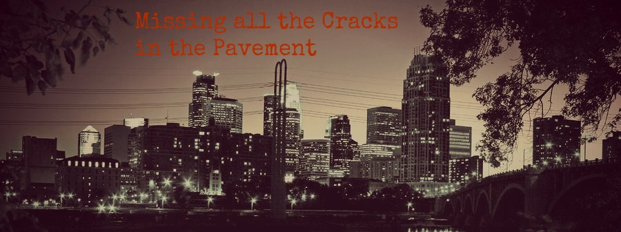Missing all the Cracks in the Pavement