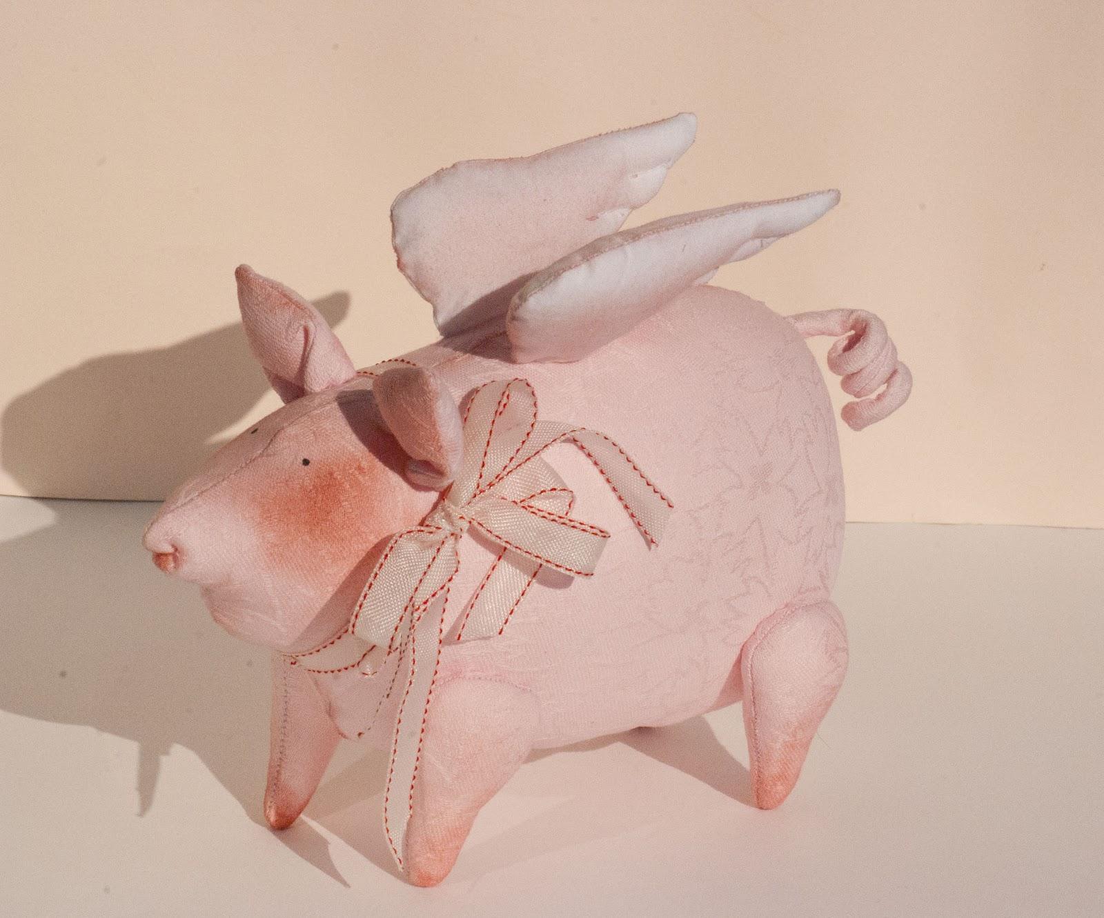 схема свинки для шитья