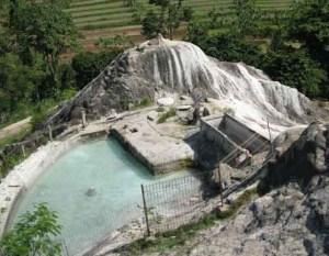 Taman Wisata Tirta Sanita, Gunung Kapur Ciseeng
