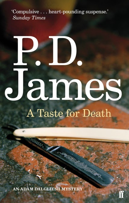 A taste for death (Published in 1986) - Authored by PD James - 2 different victims