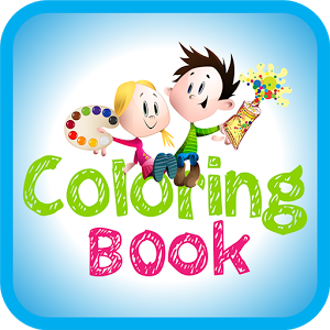 Kids Learning Android Apps Kids Colouring Book