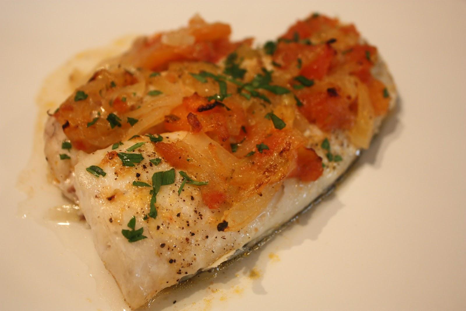 Cookeate pescado al horno con verduras - Verduras rellenas al horno ...