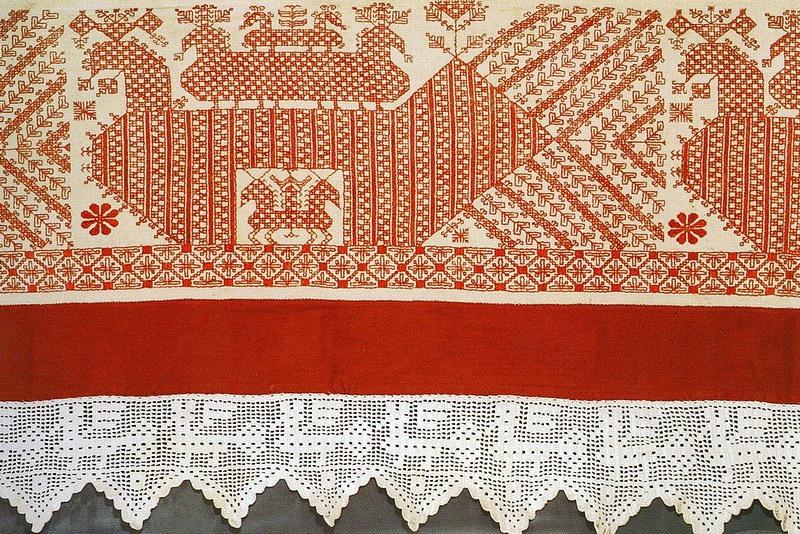 Виды вышивки традиционной 21
