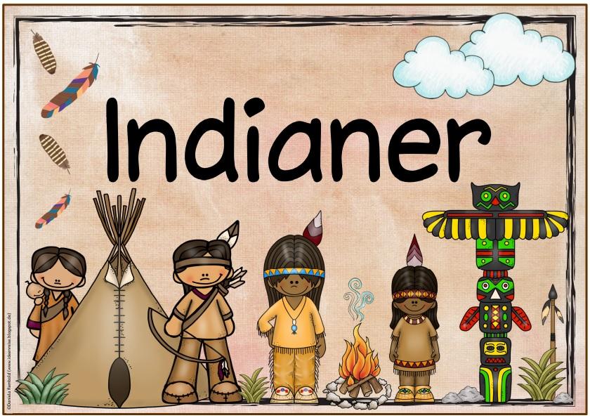 ideenreise themenplakat indianer. Black Bedroom Furniture Sets. Home Design Ideas