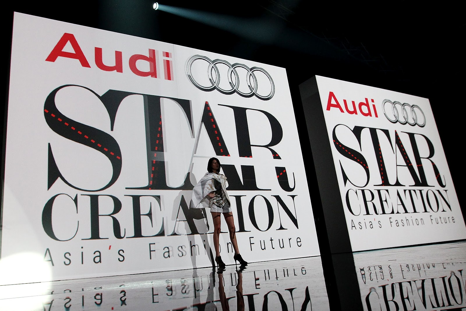 Audi Star Creation 2012 Fashion Studio