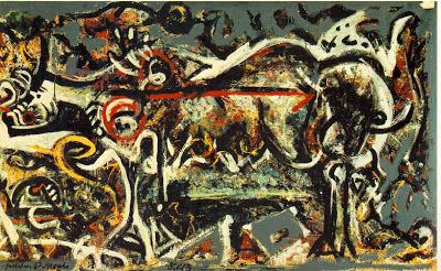 La loba de Jackson Pollock