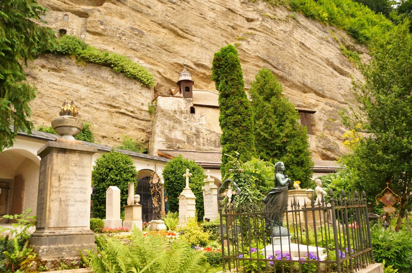 Зальцбург-Кладбище