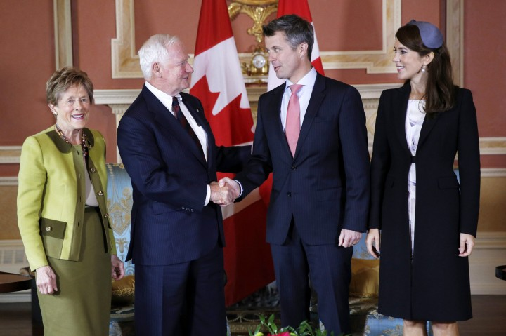 Crown Prince Frederik was born at Rigshospitalet, Copenhagen, on 26 May 1968, to the then Princess Margrethe, oldest daughter of Frederick IX and heiress presumptive to the Danish throne, and Prince Henrik.