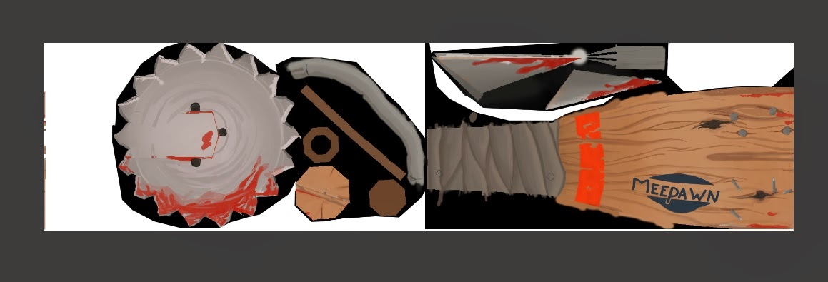 Meepo weapon texture