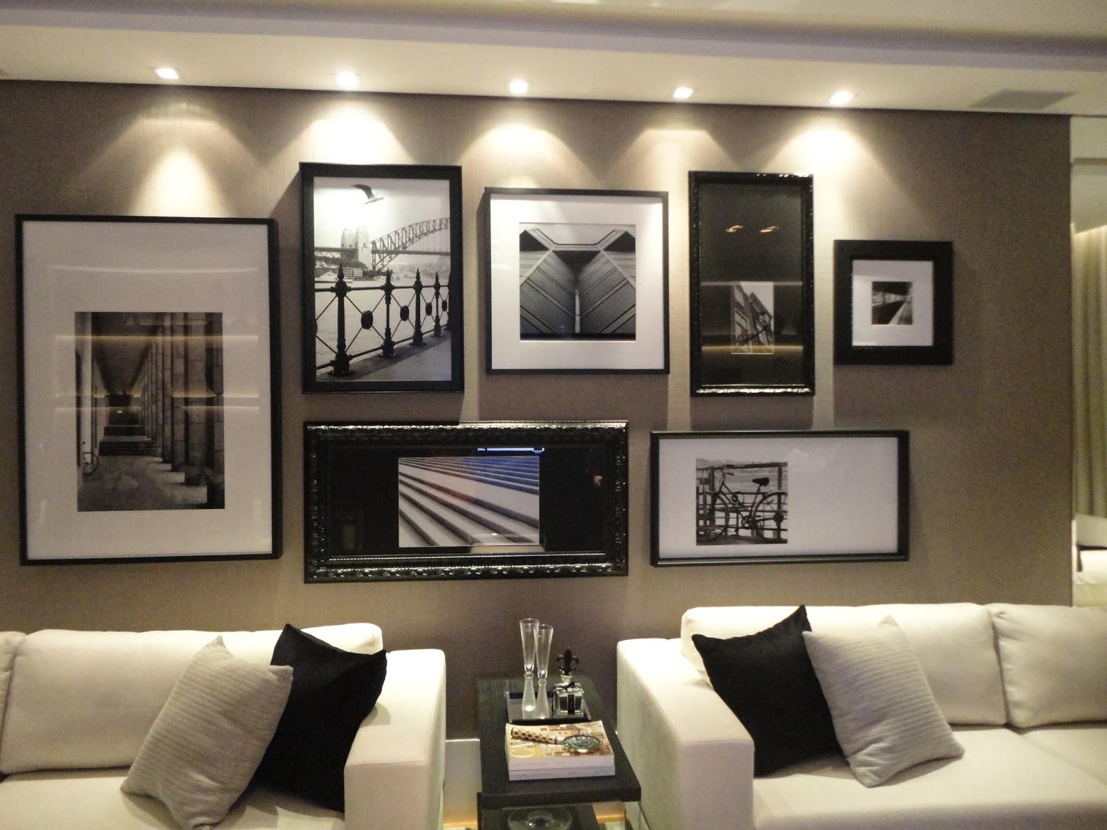 decoracao quadro branco:Esse é um espaço que estava na Casa Cor Paraná 2013. O Posto