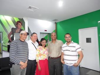 RECUERDO DEL VIAJE A PANAMA