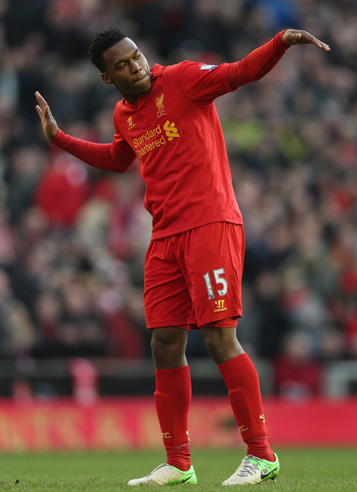 BBC Football: Liverpool >> Daniel Sturridge Profile