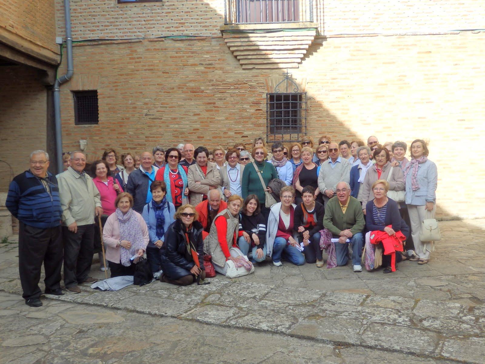 Fotos excursión parroquial 2016