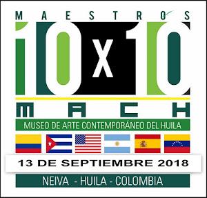 Maestros con trayectoria en el MACH-Colombia