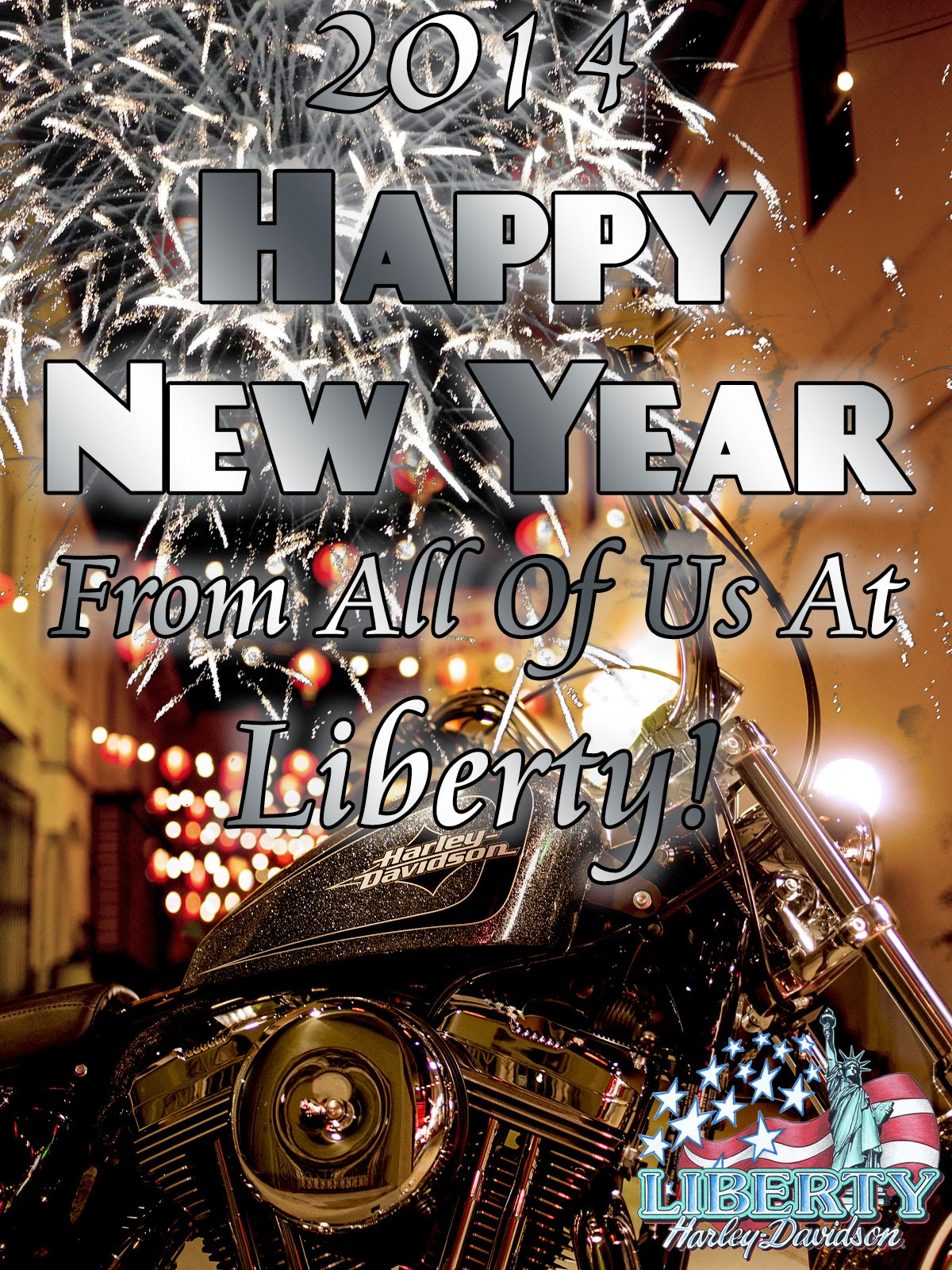 happy 2014 the 111th year of harley davidson i love harley