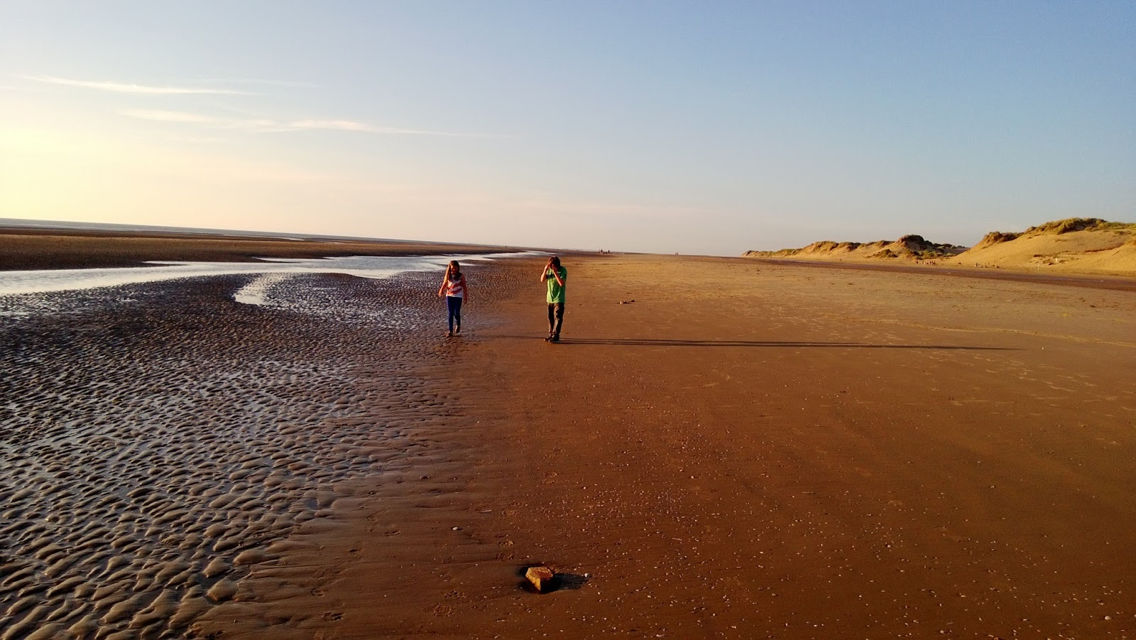 Something Beautiful Everyday Formby Beach Liverpool