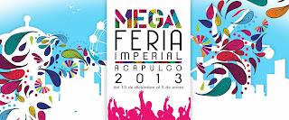 Programa Feria Imperial Acapulco 2013
