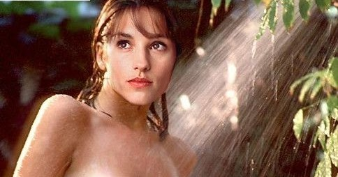 That's what amy jo johnson fake nude perfect ass